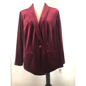 International Concepts Woman Plus Sz 2X Blazer